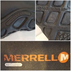 Merrell Shoes - Merrell Performance Footwear Leather Loafers Shoes